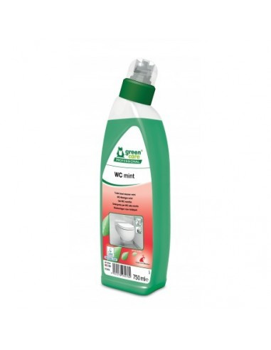 Gel wc GREEN CARE mint Ecolabel ♻️ -...