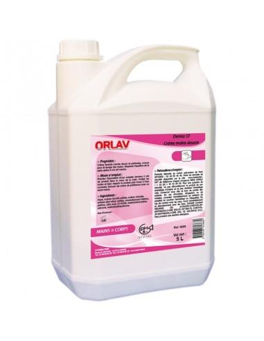 Crème lavante mains - 5 litres
