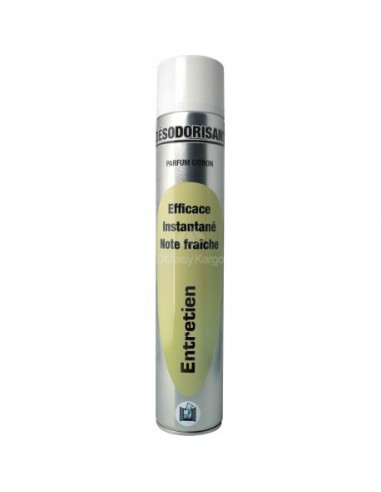 Désodorisant - Aérosol 750 ml