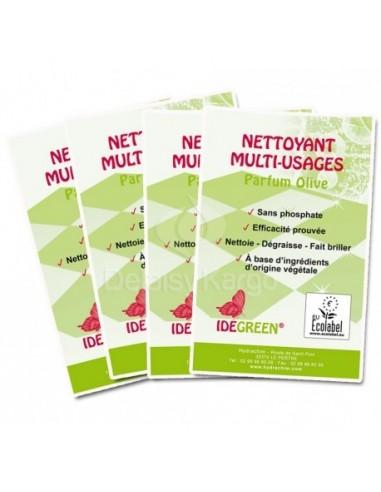 Dosettes Nettoyant sol Ecolabel ♻️ -...