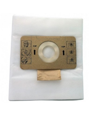 Sacs aspirateur microfibre LP 1/12...