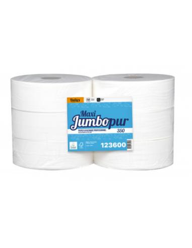 Papier Toilette Maxi Jumbo Ecolabel...
